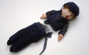 Muñeco roto
